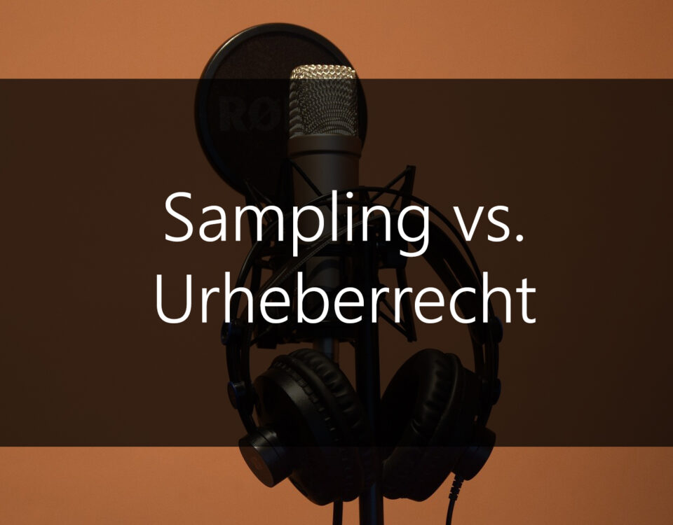Sampling vs urheberrecht in der musik moses pelham kraftwerk